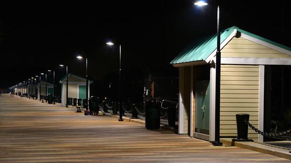 One Mile Pier - Lorain Ohio