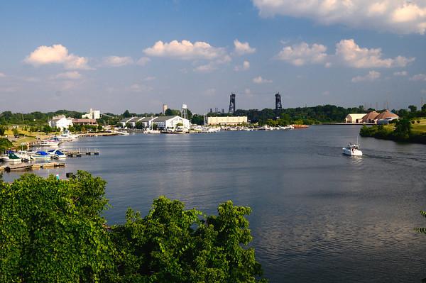 Black River - Lorain Ohio