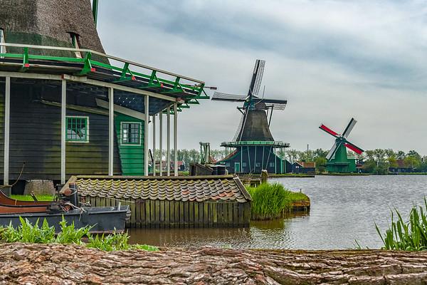 The Netherlands - Zaanse Schans