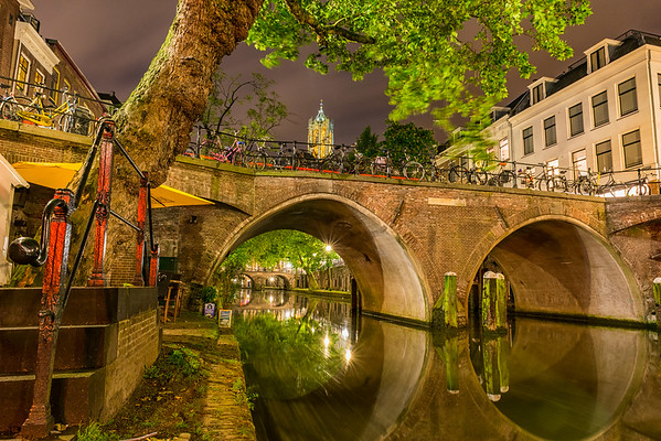 Utrecht by Night