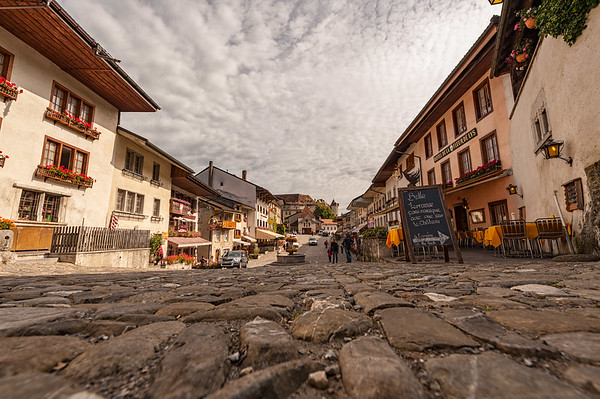 Switzerland - Gruyère