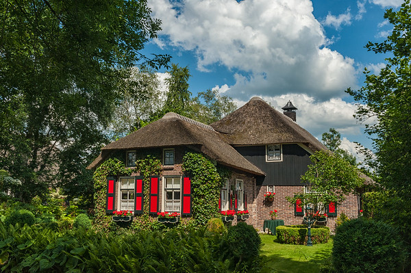 The Netherlands - Giethoorn