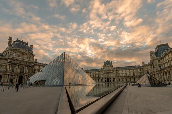 France, Paris, the Louvre