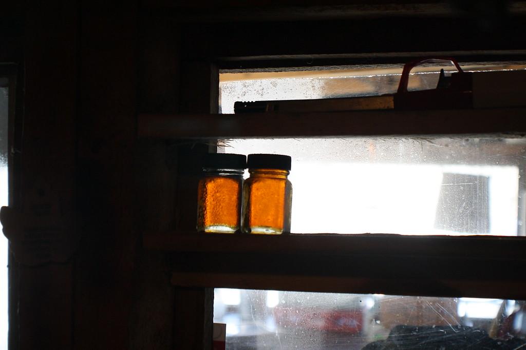 Bolduc Farm Sap House - Gold on a Shelf<br /> Img_7681