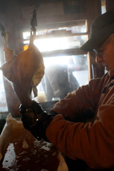 Bolduc Farm Sap House - Golden Syrup<br /> Img_7672<br /> w/ErnieBolduc