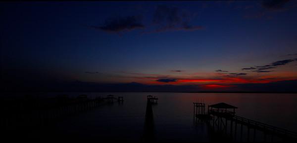 Beaufort Sunset