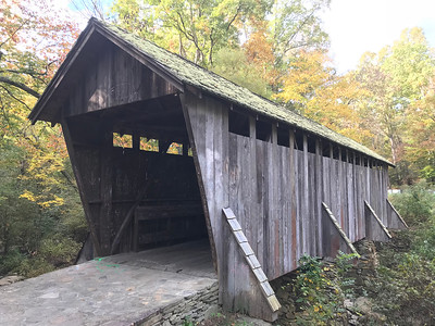Pisgah Covered Bridge 2