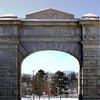 Odell Park Entrance, Franklin NH