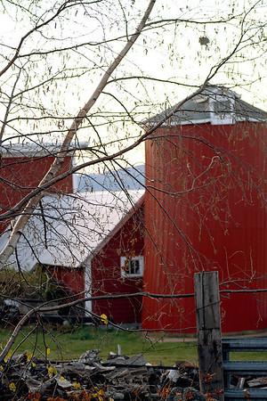 Bolduc Farm Silo<br /> Gilford, NH