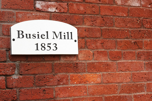 Busiel Mill 1853<br /> Laconia, NH