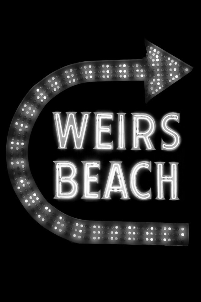 Weirs Beach Sign<br /> Laconia, NH