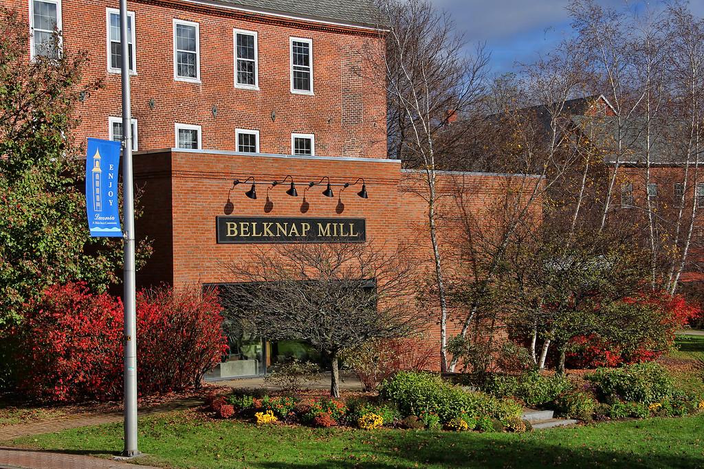 Enjoy Laconia!<br /> Belknap Mill<br /> Laconia, NH