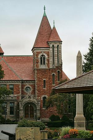 Laconia Public Library<br /> Laconia, NH