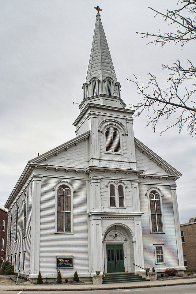 Evangelical Baptist Church<br /> Laconia, NH