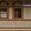 Laconia Passenger Station Platform<br /> Laconia, NH