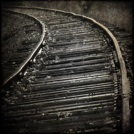 Winnipesaukee RR Tracks  - Laconia Blended