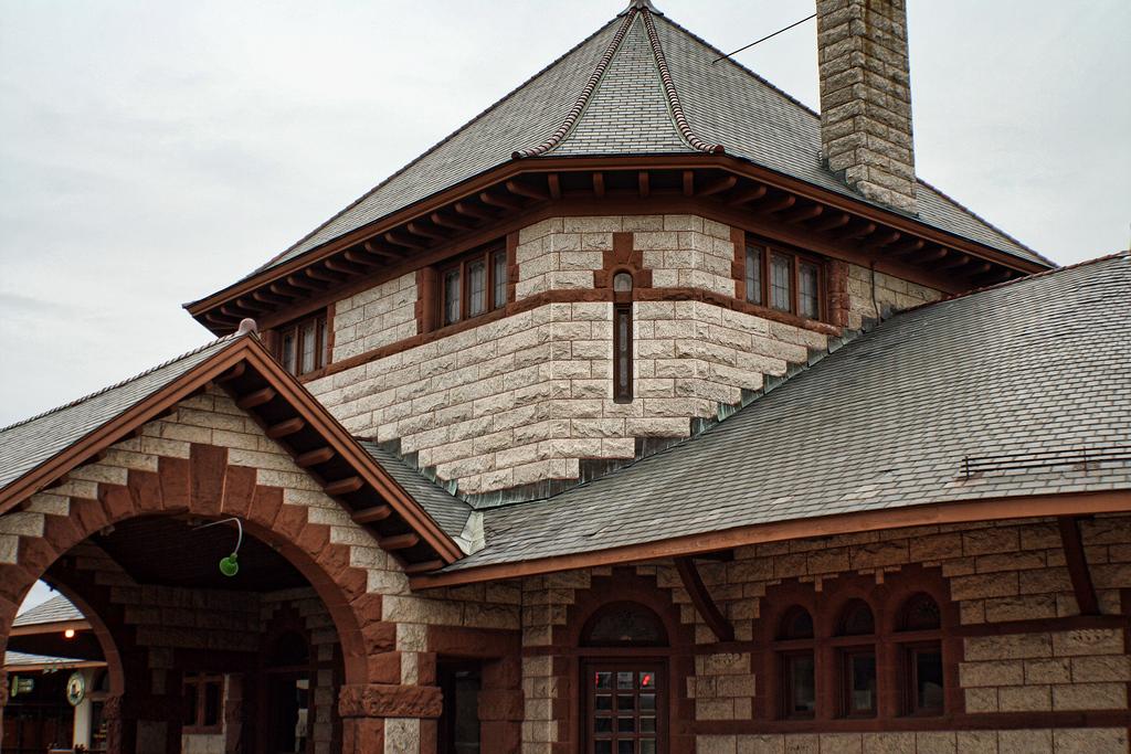 Laconia Passenger Station<br /> Laconia, NH