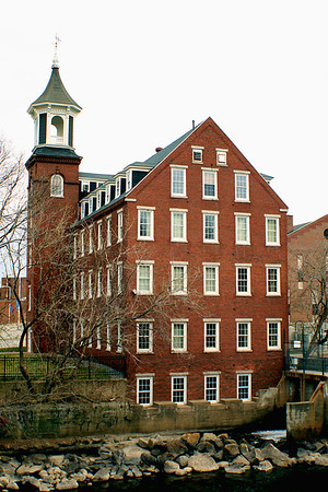 Busiel Mill<br /> Laconia, NH