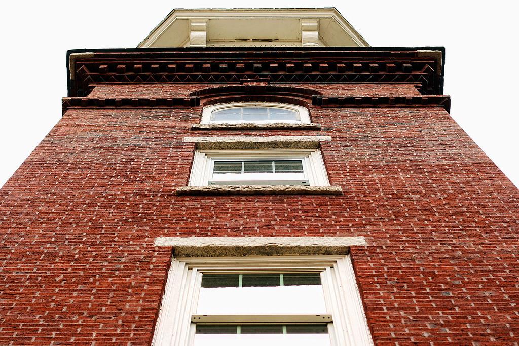 Belknap Mill Tower<br /> Laconia, NH