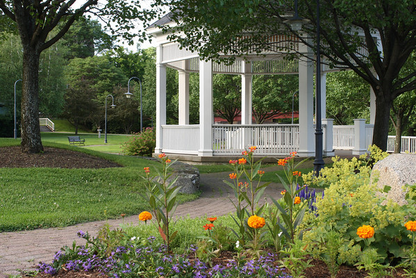 Laconia Bandstand<br /> Laconia, NH