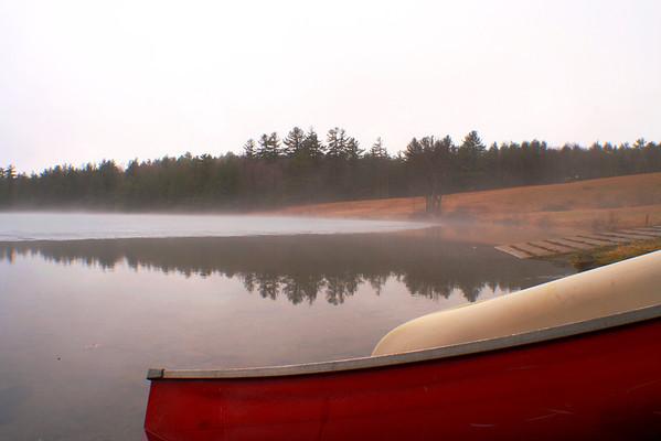 Canoe - Saltmarsh Pond<br /> Gilford, NH