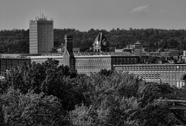 The Mills B&W<br /> Pandora Building, Manchester, NH