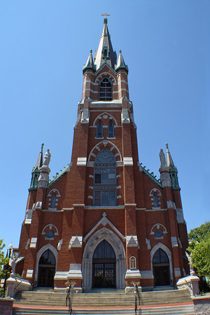 Saint Marie's Church, Manchester, NH