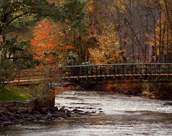 Island Park Bridge<br /> Tilton, NH