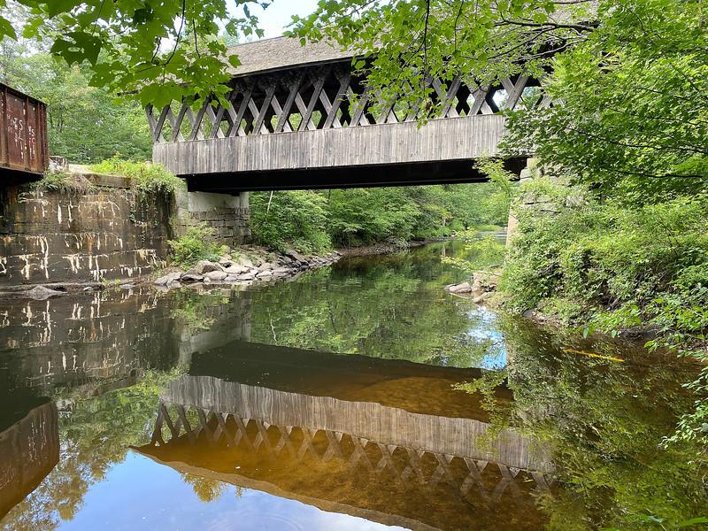 Keniston Covered Bridge IV