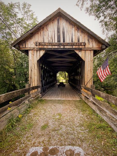 Bog Covered Bridge IV