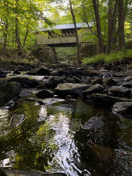 Tannery Hill Covered Bridge III