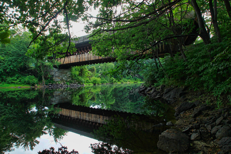 Henniker Covered Bridge