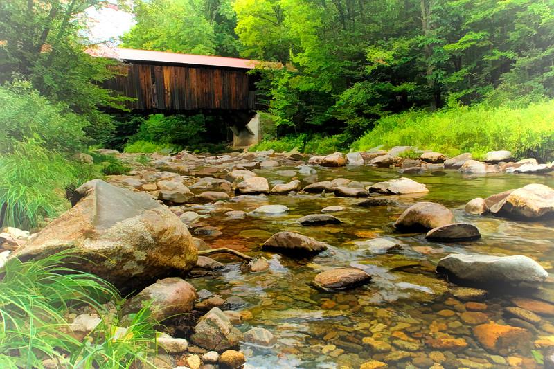 Durgin Covered Bridge II