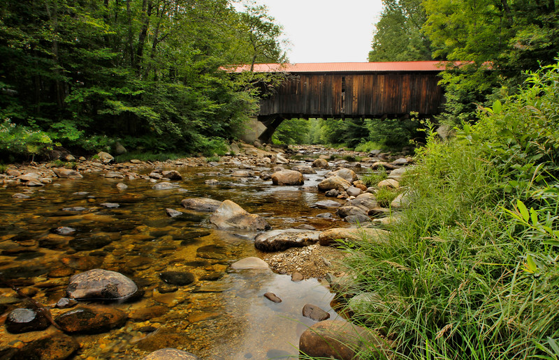 Durgin Covered Bridge III