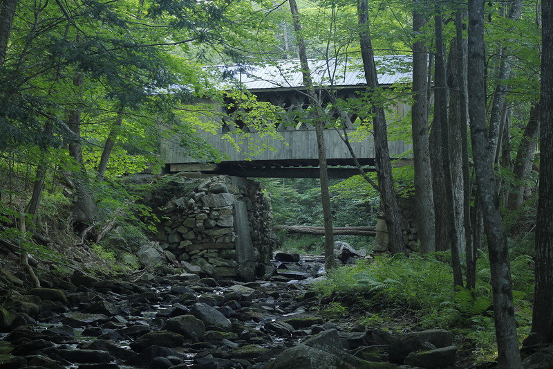Tannery Hill Covered Bridge II