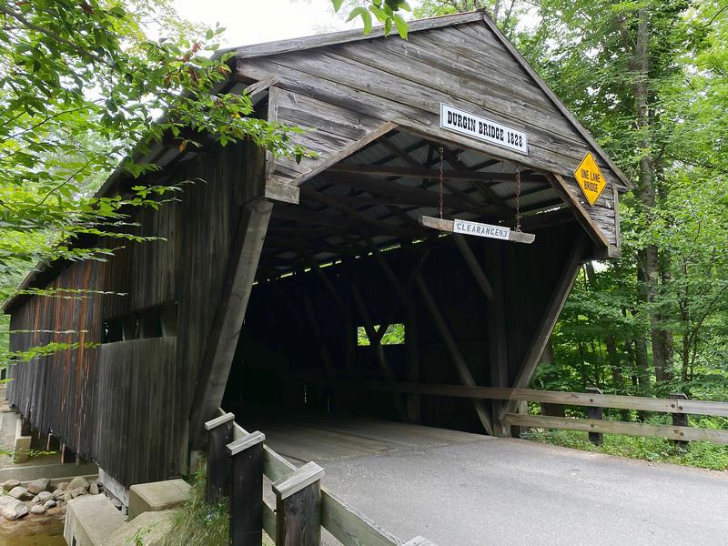 Durgin Covered Bridge IV