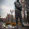 Statue by Bolshoi Opera