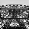 Paris wheel at Gorky park
