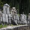 Jewish cemetery - the sniper's spot