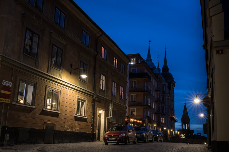Old streets of Södermalm I - Stockholm