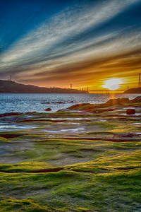 Benicia Sunset III