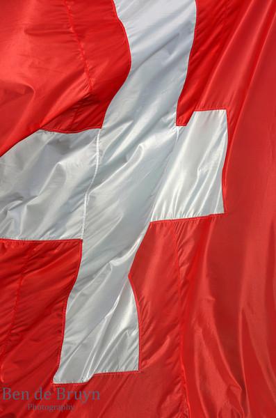 Swiss flag SM