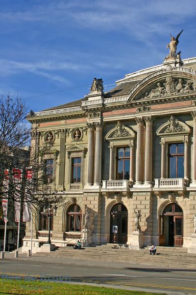 Oct 2010 Geneve opera house
