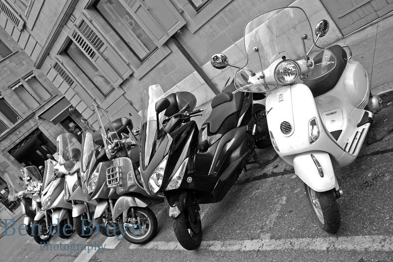 Aug 2010 Geneva scooters
