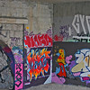 2010 Geneve Graffiti in Malagnou neighbourghood 1