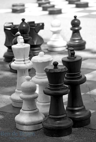April 2013 Geneva Chess and Checkers