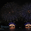 Fireworks at Geneve Aug 2011 View 4