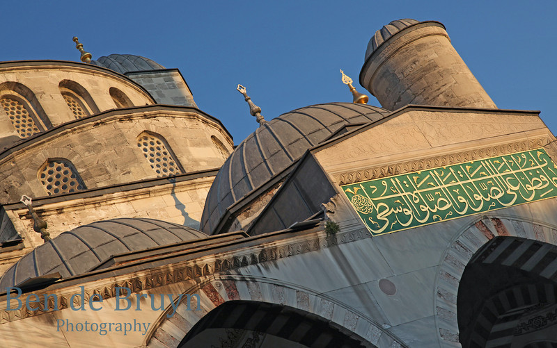 Istanbul: Sultan Ahmed Mosque (Blue Mosque)