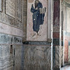 Istanbul:Fresco in the Kariye museum (Chora Church) 2