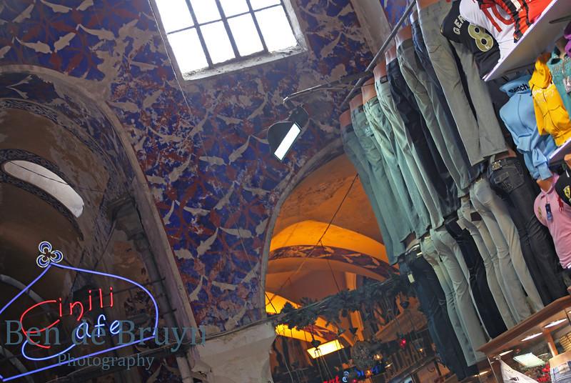 June 2011 Istanbul Grand Bazaar pants